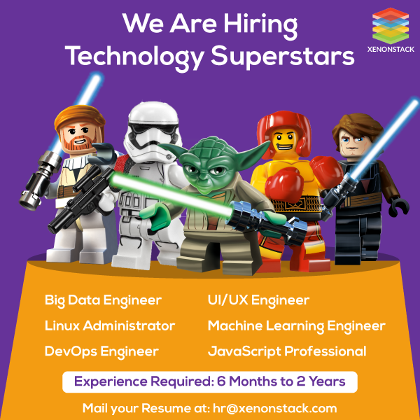 XenonStack is hiring Technology Superstars